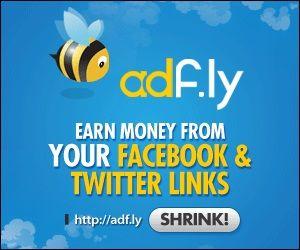Adfly - Ganar dinero acortando enlaces