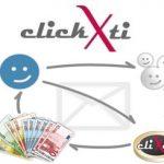ClickXti: Gana dinero abriendo emails en español