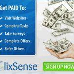 ClixSense: Gana dinero con encuestas y tareas gratis