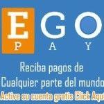 Egopay – Como abrirnos una cuenta gratuita