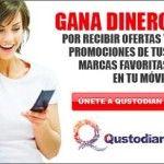 Ganar dinero con tu smartphone: Qustodian