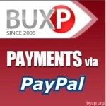 Buxp: Primer pago recibido