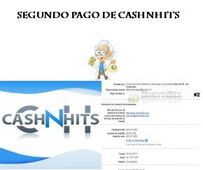Segundo pago de Cashnhits
