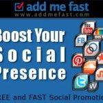 AddMeFast: Aumenta tu presencia social en la red