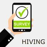 Hiving: Ingresos extra haciendo encuestas pagadas