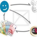 Segundo pago de Clickxti: 10,34€ por transferencia