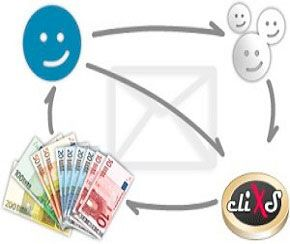 Ganar dinero con Clickxti