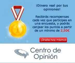 Ganar dinero con Centro de Opinion
