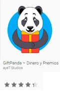 GiftPanda app para ganar dinero con el movil