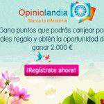 Opiniolandia: Gana dinero compartiendo tu opinión