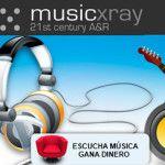 Musicxray: Gana dinero por escuchar música