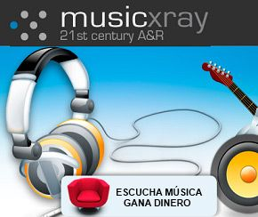 Ganar dinero con Musicxray