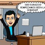 Décimo pago de Gooprize: 100€ por Paypal