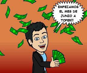 Ganar dinero por Internet: Pagos junio 2014