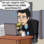 Preguntas y dudas sobre Anuntiomatic