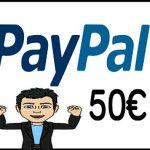 Segundo premio de Playfulbet: 50€ por Paypal