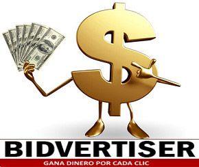 Ganar dinero con BidVertiser
