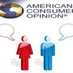 American Consumer Opinion: Gana dinero opinando