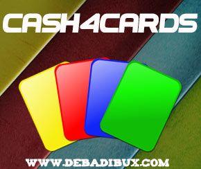 Ganar dinero con Cash4Cards