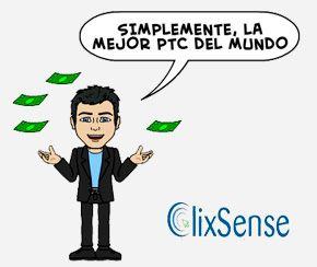 Ganar dinero con PTCs: Récord en ClixSense