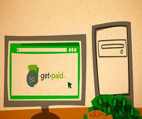 Consigue ingresos desde casa con Get Paid