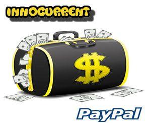 Ganar dinero con InnoCurrent: Primer pago de 10$
