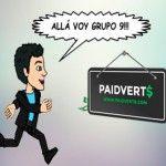 Tercer pago de PaidVerts: 204$ y a por el grupo 9