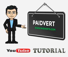Ganar dinero con inversiones: Tutorial sobre PaidVerts