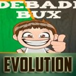 DebadiBux vuelve a estar online, ahora con Evolution