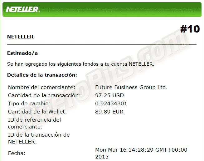 PayPal deja de trabajar con PaidVerts