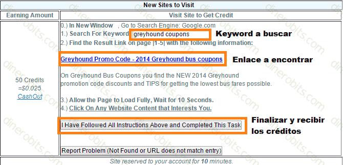 Análisis sobre Ayuwage e Innocurrent en la opción de búsquedas