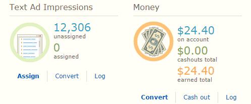 Primer pago de EasyHits4U