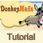 Tutorial de DonkeyMails y último pago de 15$