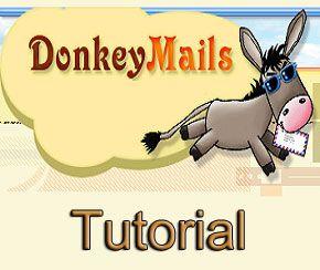 Todas las formas de ganar dinero en DonkeyMails