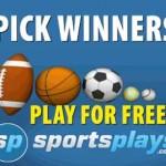 SportsPlays: Apuesta gratis y gana dinero real
