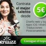 Geniuzz: Trabaja desde casa y date a conocer
