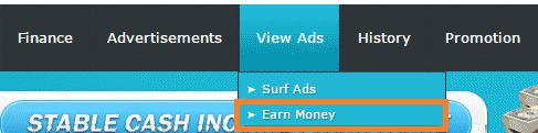 Como ver anuncios en Fort Ad Pays
