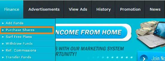 Comprar shares en Fort Ad Pays