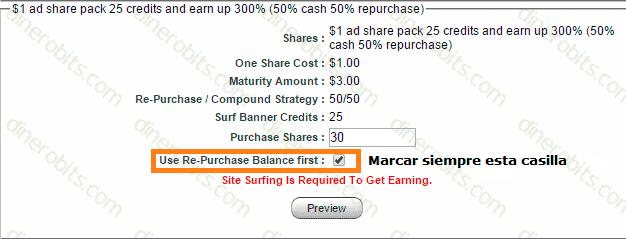 Share del 300 en Fort Ad Pays