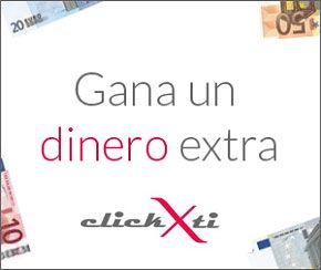 Abrir y leer correos ganando dinero en ClickXti