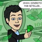 Market Glory quita PayPal y añade Neteller