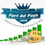 Segundo pago de Fort Ad Pays: 209$ por Payza