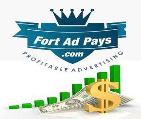 Fort Ad Pays paga el dinero de forma rápida