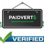 Cómo verificar nuestra cuenta de PaidVerts