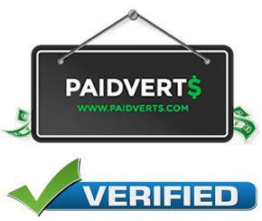 Más dinero y seguridad con la cuenta verificada de PaidVerts