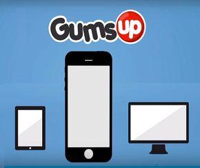 Premios y dinero con la app GumsUp
