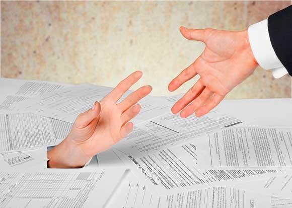 Cómo declarar las ganancias de Internet con ayuda especializada