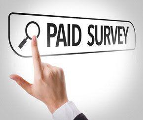 Encuestas pagadas online  y premios recibidos
