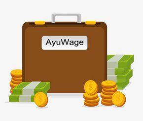 Si se pueden recibir varios pagos en AyuWage