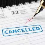 Pagos cancelados y límites de retiro en FAP